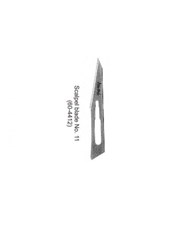 Stainless Steel Dental Scalpel Blades, Handles and...