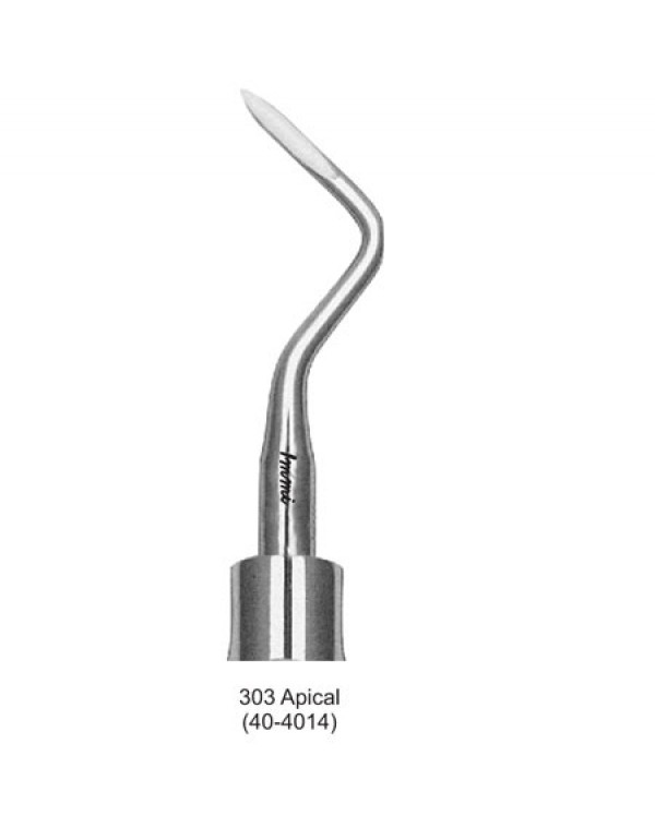 Stainless Steel Dental Root Elevator 303 Apical